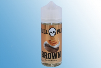 Brown Skull Plus 120ml e-Liquid