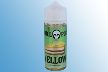 Yellow Skull Plus 120ml e-Liquid