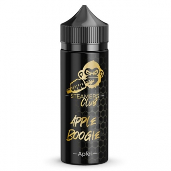 Apple Boogie Steamers Club 10ml Aroma + 120ml Chubby Liquidflasche (süßer Apfelmix)