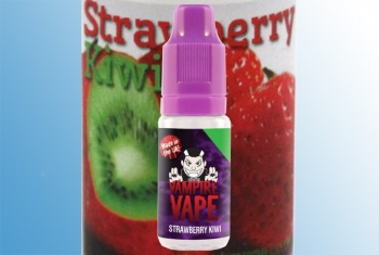 Strawberry Kiwi Vampire Vape Liquid 10ml