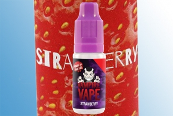 Strawberry Vampire Vape Liquid 10ml
