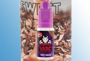 Sweet Tobacco Vampire Vape Liquid 10ml