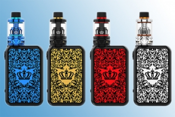 Uwell Crown 4 200W TC E Zigaretten Set