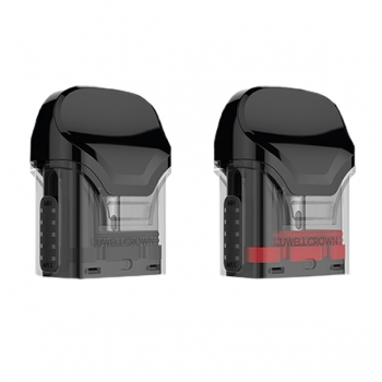 2 x Uwell Crown Pod 0,6 / 1,0 Ohm (1 x Packung)