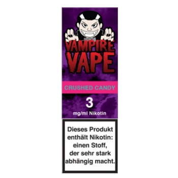 Vampire Vape Crushed Candy 10ml Liquid