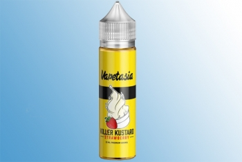 Killer Kustard Strawberry 15ml Aromashot