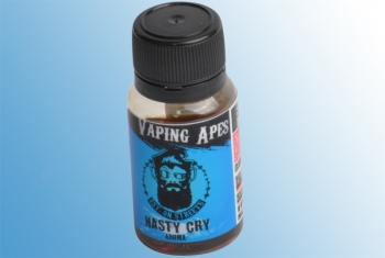 Nasty Cry Vaping Apes Aroma