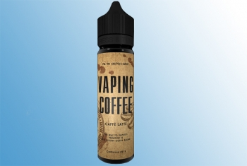 Caffe Latte - Vaping Coffee Liquid 60ml