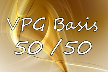 Liquid Basis VPG 50/50 - 10ml Nikotinshot