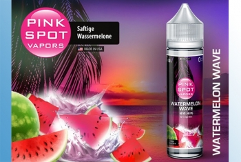 Watermelon Wave - Pink Spot Liquid 60ml