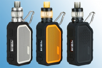 Wismec Active Music Set + Amor NS Plus