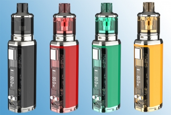 Wismec Sinuous V80 80 Watt TC Set + Amor NSE Verdampfer