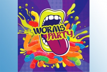 BigMouth Worms Party Aroma