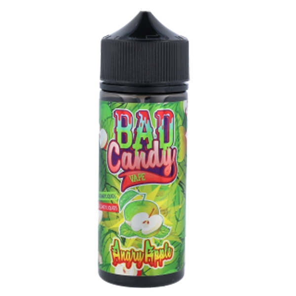 Angry Apple Bad Candy Aroma Longfill 20ml / 120ml Apfel trifft auf Kiwi