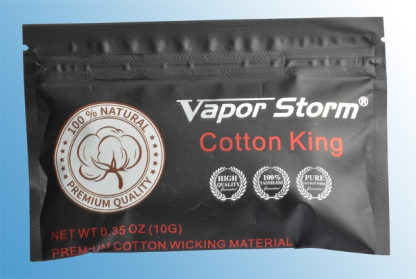 Vapor Storm Cotton King 10G