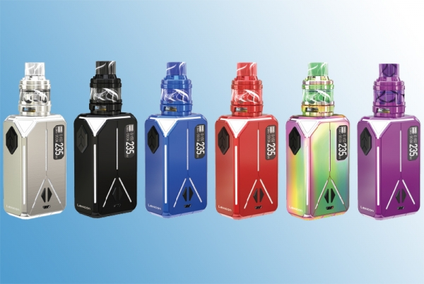 Eleaf Lexicon TC 235W mit ELLO Duro Set