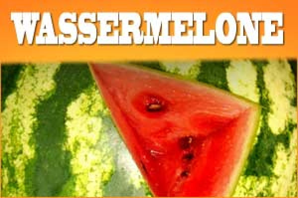 Wassermelonen Liquid 30ml