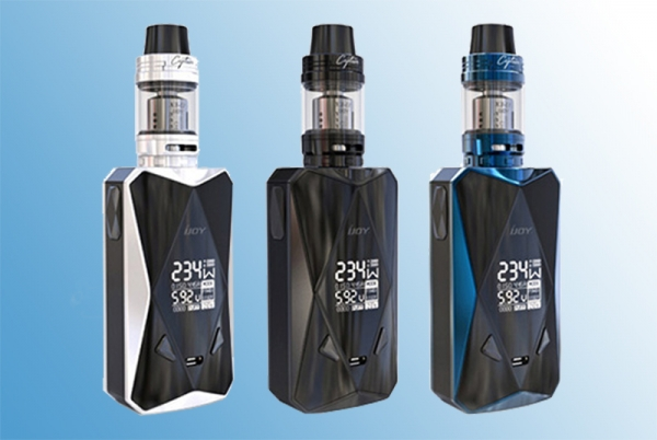 iJoy Diamond PD270 234W mit Captain X3S Verdampfer