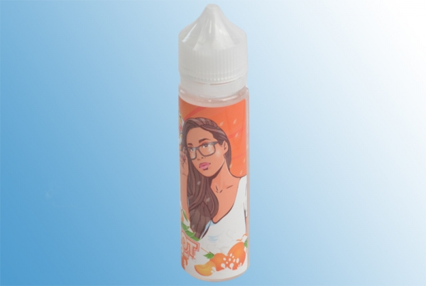 Apricot Jacks Vape Liquid 60ml reife Aprikosen