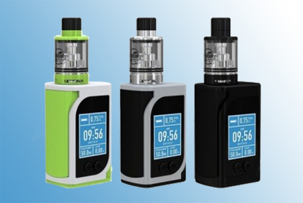 eLeaf iStick Kiya 50W TC Box + GS Juni Verdampfer