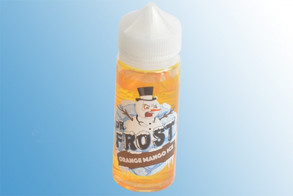 ORANGE MANGO ICE Liquid 120ml - Dr. Frost eisgekühltes Orangen/Mango Sorbet