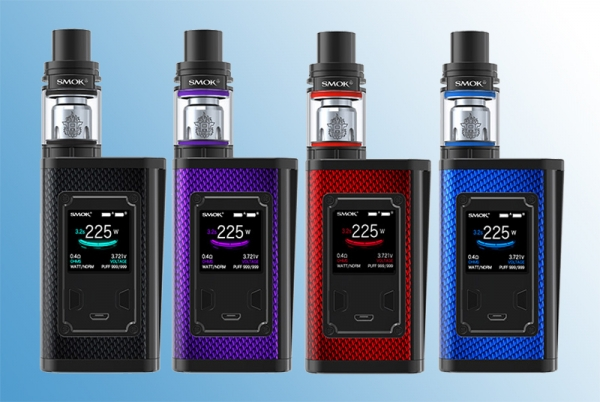 Smok Majesty Kit + TFV8 X-Baby Verdampfer