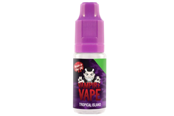 Tropical Island Vampire Vape Liquid 10ml