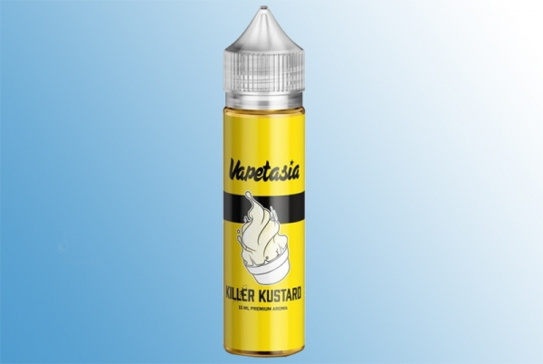 Killer Kustard 15ml Aromashot cremiger Vanillepudding