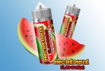 Watermelon Incredible Flavours Liquid 60ml reife Wassermelone
