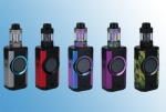 Aspire Dynamo 220Watt TC Set + Nepho Verdampfer