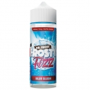 Dr. Frost Frosty Fizz Blue Slush Liquid 120ml erfrischende Beerenlimonade