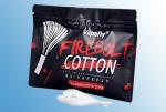 Firebolt Organic Cotton 20 Stk Pre-Loaded Watte Vapefly