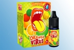 Orange Virus - Big Mouth Aroma 10ml süße Orangen gemixt mit sauren Limetten
