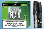 2 x First Man Apfel - SC Easy 3 Caps reife Äpfel