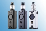 Sigelei Chronus 200W TC + Shikra Verdampfer Set